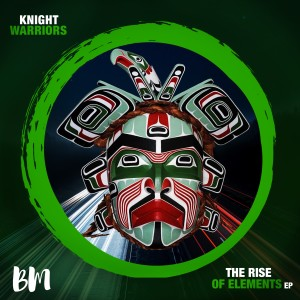 Album The Rise of Elements EP from Knight Warriors