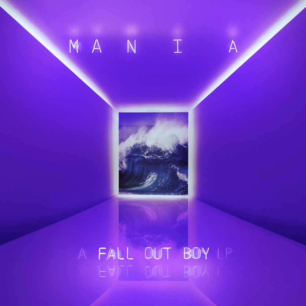 Champion 2018 Fall Out Boy