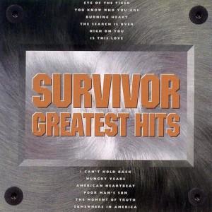 Album Survivor Greatest Hits from Survivor