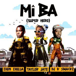 Album Mi Ba Super Hero Single from Taylor Jaye