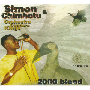 Album 2000 Blend from Simon Chimbetu