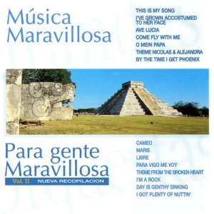 收聽Orquesta Música Maravillosa的Nicolas & Alejandra Theme歌詞歌曲