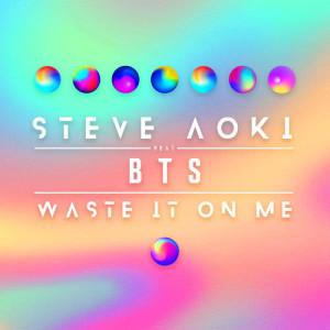 Steve Aoki的專輯Waste It On Me