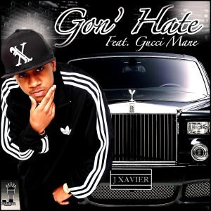 Album Gon' Hate from J Xavier