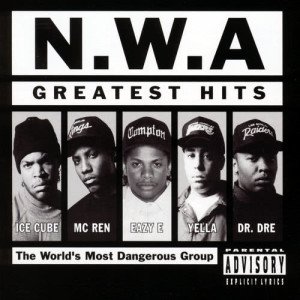 Album N.W.A. Greatest Hits from N.W.A.