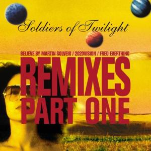 Album Remixes Part One from Soldiers Of Twilight