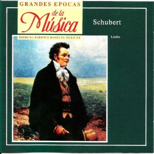 Irmgard Seefried的專輯Grandes Epocas de la Música, Schubert, Lieder