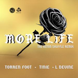 Tinie Tempah的專輯More Life (feat. Tinie Tempah & L Devine) (The Aston Shuffle Remix) (Explicit)