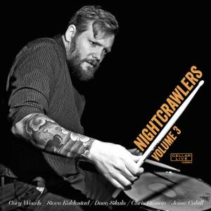 Album Jessie Cahill's Night Crawlers: Volume 3 from The Nightcrawlers