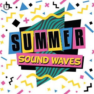 Album Summer Sound Waves Italy 2020 from Various Artists