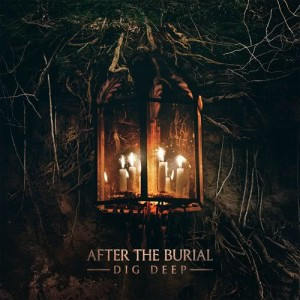 Album Dig Deep from After The Burial