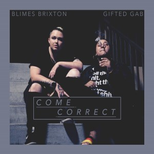 Album Come Correct from Gifted Gab