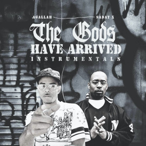 Album The Gods Have Arrived Instrumentals from Agallah