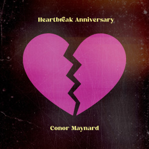 Album Heartbreak Anniversary from Conor Maynard