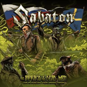 Album The Attack of the Dead Men from Sabaton
