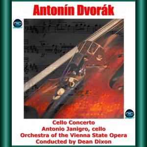Antonio Janigro的專輯Dvořák: Cello Concerto