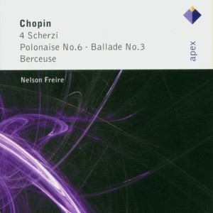 Listen to Chopin : Ballade No.3 in A flat major Op.47 song with lyrics from Nelson Freire