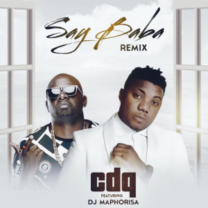 Album Say Baba from CDQ