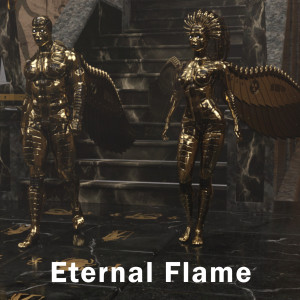 Album Eternal Flame from Acid Jazz Guitarist