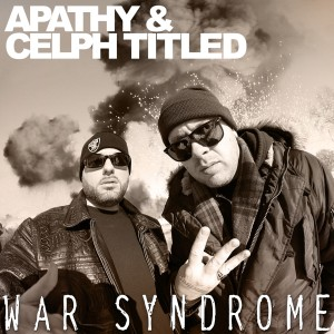 Album War Syndrome from Apathy