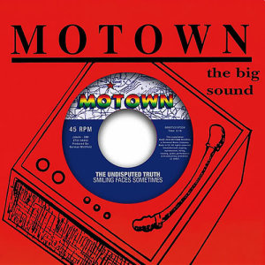 """Motown 7"""" Singles No. 9 2009 The Undisputed Truth; The Supremes"""