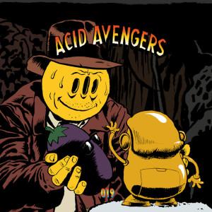 Album Acid Avengers 019 from Alder