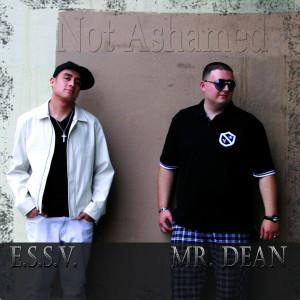 Album Not Ashamed from Mr. Dean