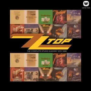 Album The Complete Studio Albums (1970 - 1990) from ZZ Top