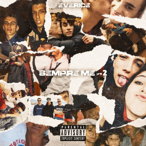 Album Sempre me, pt. 2 from Everice