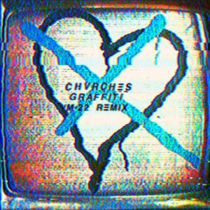 Album Graffiti from CHVRCHES