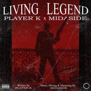 New Album Living Legend (Prod.by Midaside)