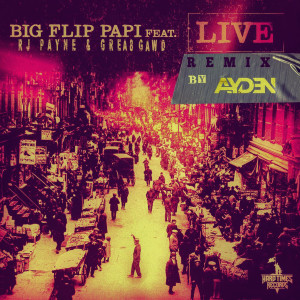 Album Live (Remix) [feat. RJ Payne & GREA8GAWD] (Explicit) from Big Flip Papi