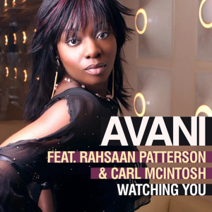 Album Watching You from Avani