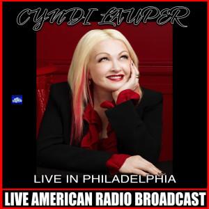 Album Live In Philadelphia from Cyndi Lauper