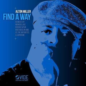 Album Find a Way from Alton Miller