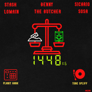 Album 1448 (feat. Sicario Sosa & Tone Spliff) (Explicit) from BENNY THE BUTCHER