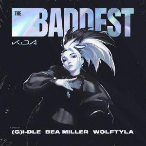 (G)I-DLE的專輯THE BADDEST