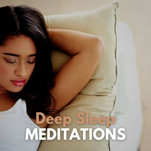 Zen Meditation and Natural White Noise and New Age Deep Massage的專輯Deep Sleep Meditations