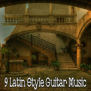 Album 9 Latin Style Guitar Music from Guitar Instrumentals