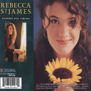 Rebecca St. James Extended Remixes 1995 Rebecca St. James