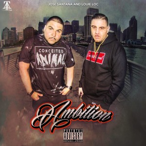 Album AmbiTion from Jose Santana
