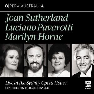 Dame Joan Sutherland的專輯Live at the Sydney Opera House (Live)