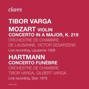 Album Tibor Varga, Rare Live Recordings from Tibor Varga