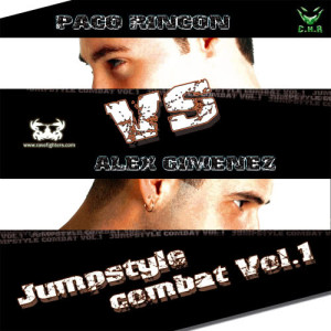 Album JumpStyle Combat Vol. 1 - Single from Paco Rincon