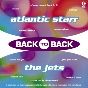 Atlantic Starr的專輯Back to Back - Atlantic Starr & The Jets
