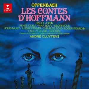 Album Offenbach: Les contes d'Hoffmann from Bourvil