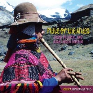 Album Flute Of The Andes Vol 1 Quena (Andean Flute) from Edgar Villarroel