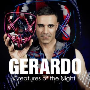 Album Creatures of the Night from Gerardo