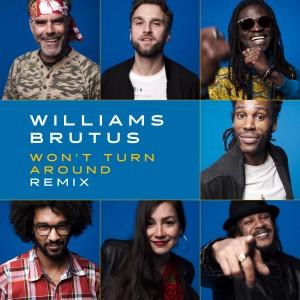 Album Won't Turn Around (Remix) from Sara Lugo