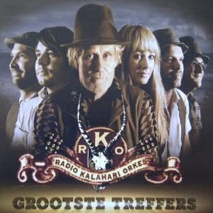 Album Die Radio Kalahari Orkes - Grootste Treffers from Die Radio Kalahari Orkes